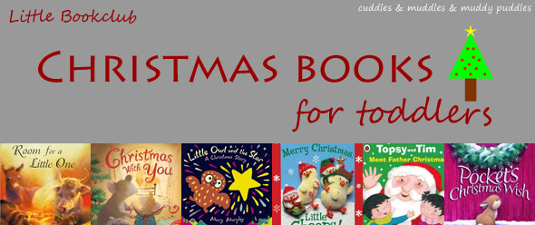 Little Bookclub - Christmas books for toddlers