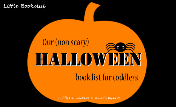 Little Bookclub - Halloween