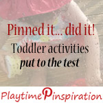 Playtime Pinspiration