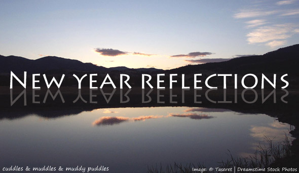 New year reflections