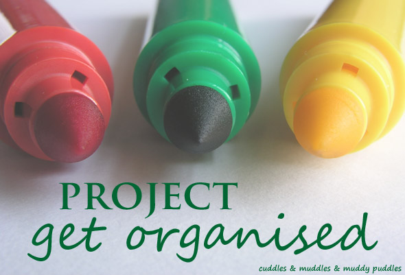 Project Get Organised