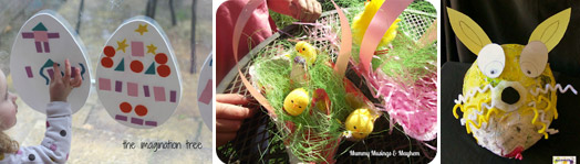 Easter activities for toddlers