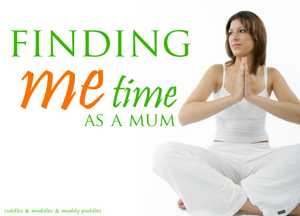 Finding me time as a mum
