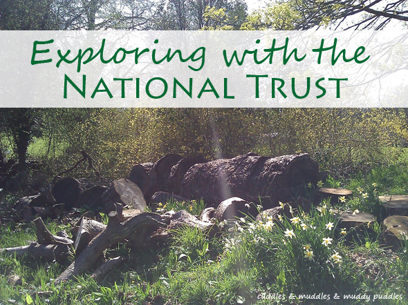 Exploring with the National Trust