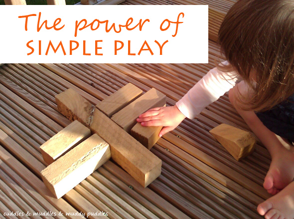 The power of simple play