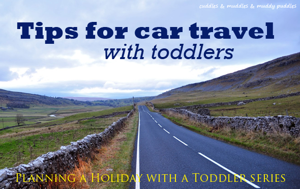 Tips for car travel with toddlers