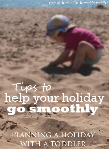 Tips to help your holiday go smoothly
