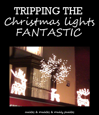 Tripping the Christmas lights fantastic