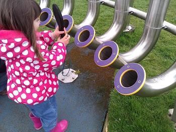 Sound tubes